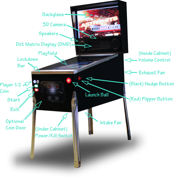 PINFERNO 3D Digital Pinball: Getting Started Manual